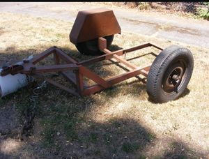 Low ride tow dolly for Sale in Vancouver, WA