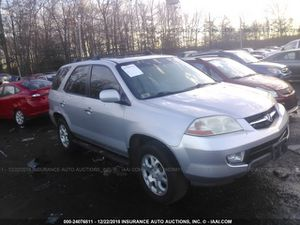 2001 ACURA MDX TOURING 519958 Parts only. U pull it yard cash only. for Sale in Hillcrest Heights, MD
