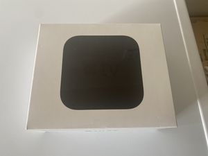 Apple® TV 4K sealed for Sale in Tacoma, WA