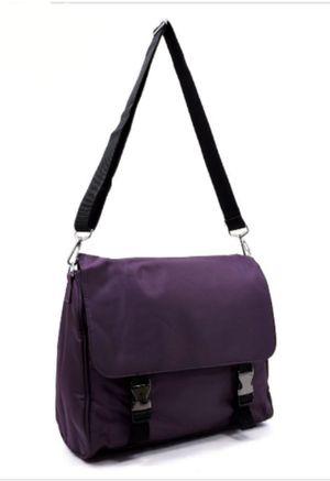 Brand NEW! Dark Purple Messenger/Laptop/Shoulder Bag/Side Bag $8 for Sale in Torrance, CA