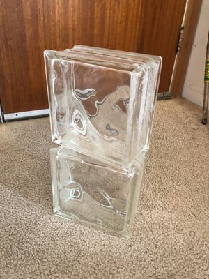 Glass bricks for Sale in Eugene, OR