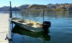 Mirrocraft fishing boat for Sale in Mesa, AZ