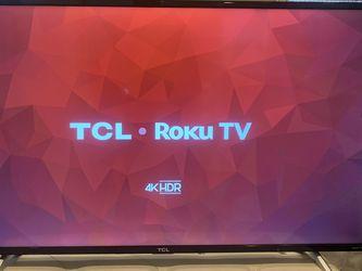 TCL 4 Series Roku TV for Sale in La Mirada,  CA