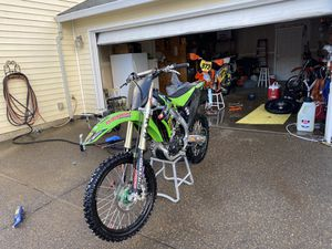 2011 kx450f. Brand new $2500 motor top to bottom for Sale in Dayton, OR