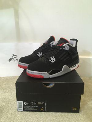 Kids Air Jordan 4 Retro for Sale in Silver Spring, MD