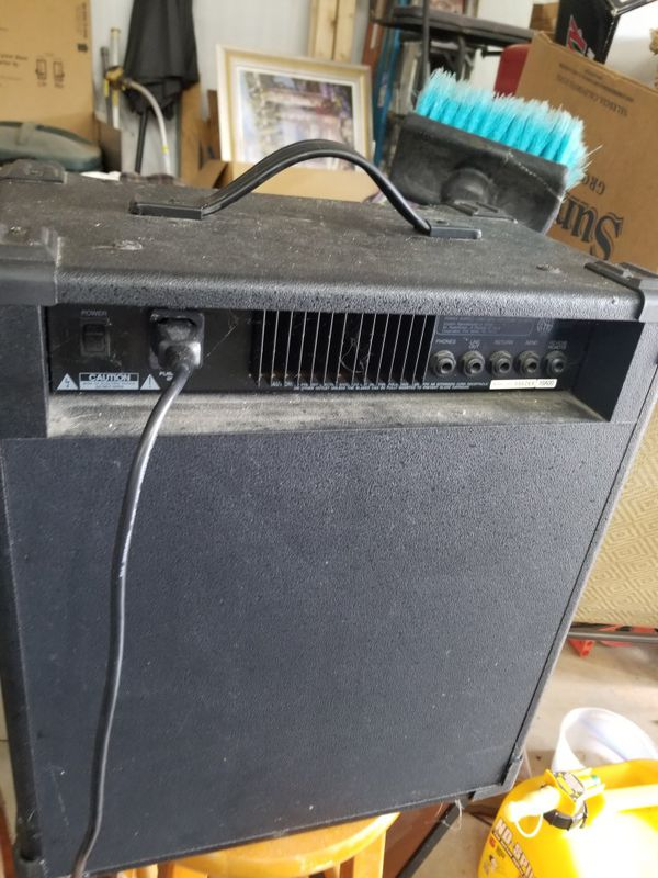 MPS- 50 Amplifier