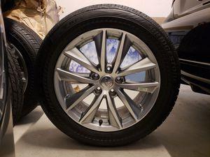 "INFINITI Q50 OEM 17"" Tires & Wheels for Sale in San Diego, CA"