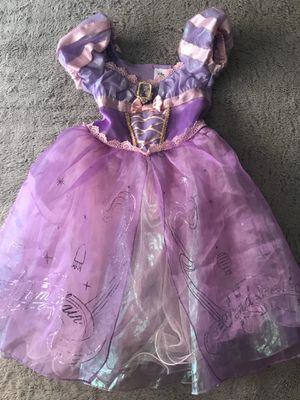 Disney Store Rapunzel Halloween Costume (4) for Sale in Long Beach, CA