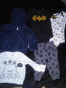 Huggies Size 1 and Five Baby Clothes for Sale in Banning,  CA