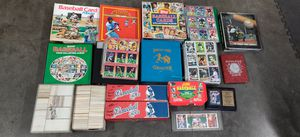 Huge lot of sports cards over 10k cards for Sale in Tacoma, WA