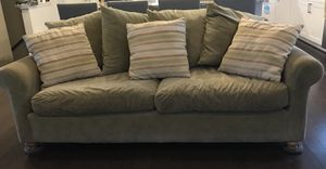 Matching sofa, loveseat, and chair (3 pieces) for Sale in Silver Spring, MD