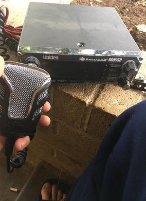 Truck driver radio for Sale in Dallas, TX