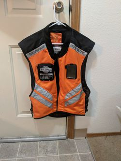 Icon Safety Motorcycle Vest for Sale in Gig Harbor,  WA