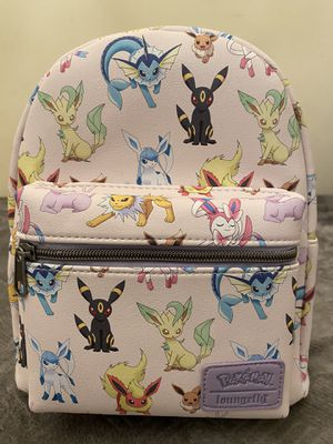 Loungefly Pokemon Eevee Evolutions for Sale in Glendale, CA