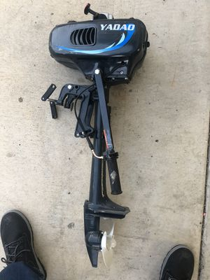 New boat motor for Sale in Cedar Hill, TX