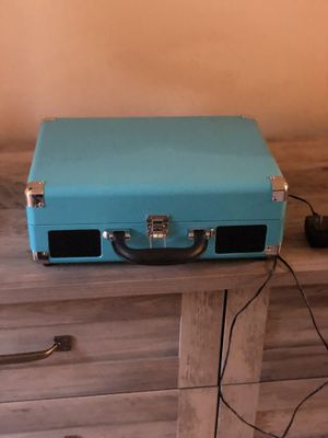 Brand New record player for Sale in Seattle, WA