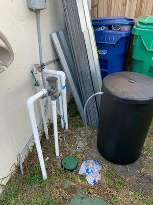 Water well filter systems for Sale in Homestead, FL