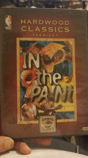 Nba Hardwood Classics In The Paint for Sale in Lynwood, CA