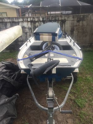 Perfect bass boat for sale for Sale in Tampa, FL