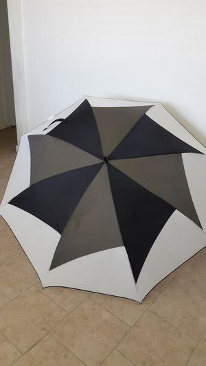 Umbrella double canopy. Auto-Open for Sale in Garden Grove, CA