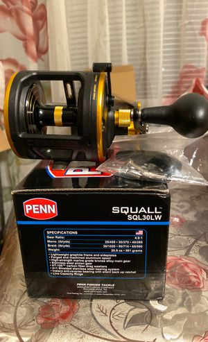 PENN Squall Bait Reel for Sale in Salinas, CA