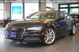 2016 Audi A7 for Sale in Lynnwood, WA