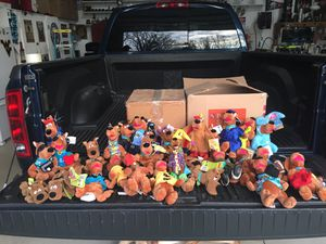 Scooby doo beanie babies for Sale in Orient, OH