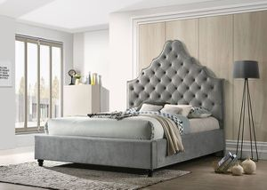 Modern bed frame queen for Sale in Mission, TX