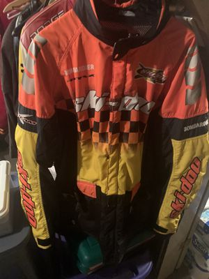 Light weight Snowmobile riding jacket Signed by Blair Morgan for Sale in Shelby Charter Township, MI
