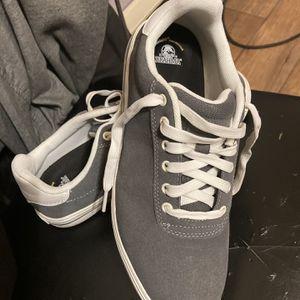 Size 9 Steel Toe Shoes for Sale in Pekin, IL