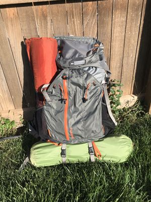 Hiking / Backpacking Gear REI, Alps, NorthFace, MSR for Sale in Denver, CO
