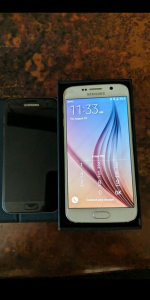 Samsung Galaxy S6 & S7 Parts or Repair (with case for S7) for Sale in Canonsburg, PA