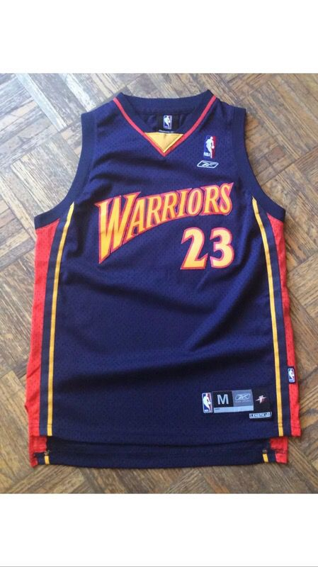 new style 3c29f ca7fc Golden State Warriors Jason Richardson NBA Basketball Jersey for Sale in  San Jose, CA - OfferUp