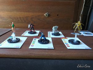2007 heroclix avengers for Sale in Stockton, CA