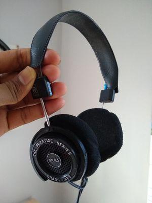 GRADO SR80 Pretige Series Wired Open Back Stero Headphones for Sale in Cambridge, MA