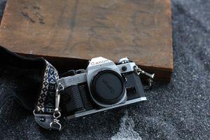 Canon AE-1 35mm film camera for Sale in Atlanta, GA