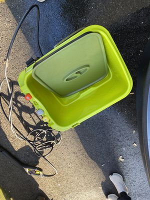 Battery Charged Pressure Washer for Sale in Hempstead, NY