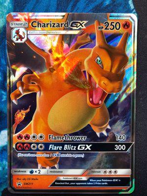 Charizard GX SM211 Promo from Pokémon TCG for Sale in Dallas, TX