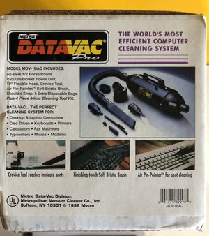 Computer keyboard vacuum cleaner for Sale in Aurora, IL