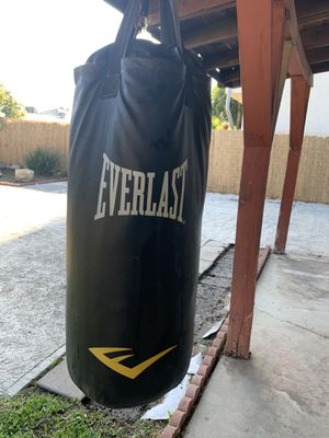 Everlast 80lb bag for Sale in La Puente, CA