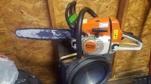 Stihl chainsaw for Sale in Baltimore, MD