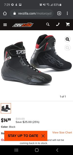 TCX X-Square Sport Boots for Sale in Hayward, CA