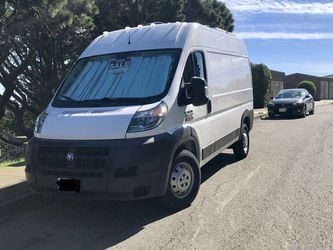 2018 Ram Promaster camper for Sale in South San Francisco,  CA