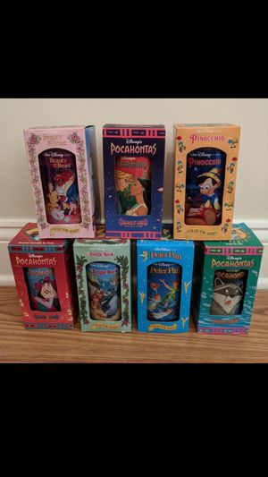Disney Burger King Collectible Cups for Sale in Parlin, NJ