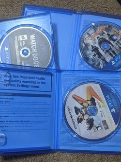 PS4 Games Make An Offer for Sale in Bremerton,  WA