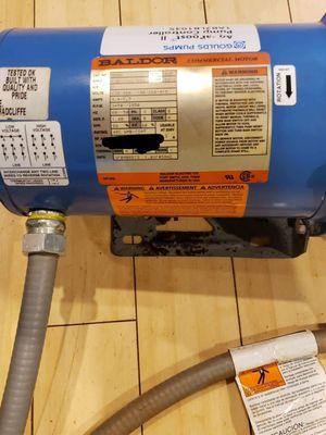 Booster Pump & Controller - Goulds for Sale in Roanoke, VA
