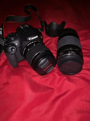 Canon t5 for Sale in Las Vegas, NV
