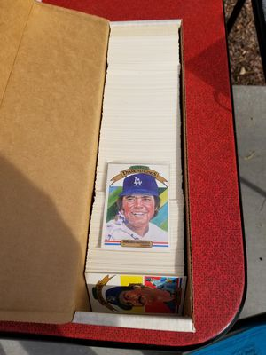 1983 Donruss Baseball Cards - Partial Set for Sale in Peoria, AZ