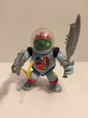 1990 Space Cadet Raph - Complete - TMNT Teenage Mutant Ninja Turtles - Vintage Action Figure Toy Playmates for Sale in Lisle, IL