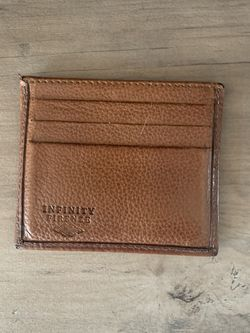 Italian Leather Wallet for Sale in Flushing,  MI